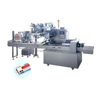 DZP-250S/400S Multi-function Automatic High-speed Flow Wrapper Machine (Packing Within Leaflet) Manufactures