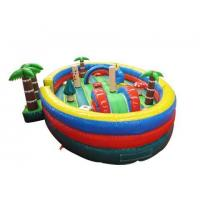 Bounce House With Slide Manufactures