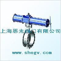 Buy cheap D643H pneumatic butterfly's valve from wholesalers