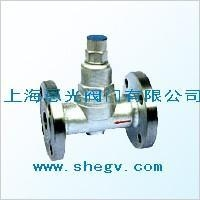 Quality Adjustable pair of metal and a stretch of temperature adjusting type steam dredge water valve for sale
