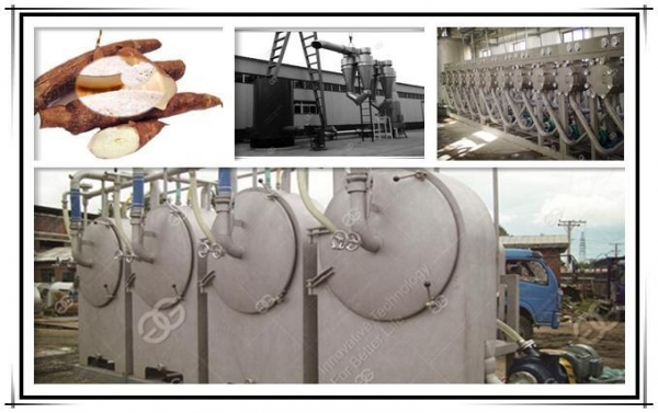 Quality Cassava Starch Production Machinery|Topioca Starch Proceduction Plant|Cassava Starch Production Line for sale
