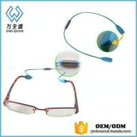 Adjustable Silicone Rubber Glasses Straps Manufactures