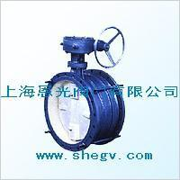 Buy cheap DS341X flexible butterfly's valve from wholesalers