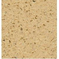 Buy cheap SS1601 Starfish Beige Quartz Countertops Kitchen Countertops from wholesalers