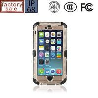 China iPhone 6 Plus Aluminum Gold Case on sale