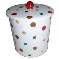 China Christmas Cookie Tin/biscuit box on sale