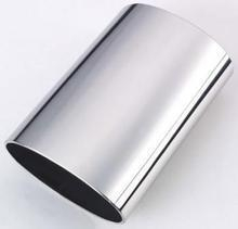 Quality stainless steel elliptical tube for sale