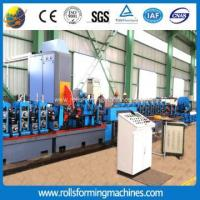 China welded square pipe roll forming machine ,tube making machine on sale