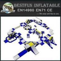 Standard Combination Inflatable Water Park for sale