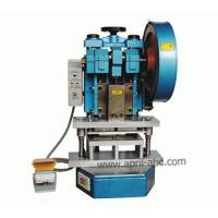 China Card Equipment Two card punching machine on sale