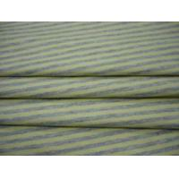 Buy cheap 32S/1 cotton dyed yarn feeder stripe plain from wholesalers