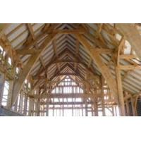 Traditional Timber framing - Powys