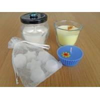 Soy Wax Candle Making Workshop - Woolwich Manufactures