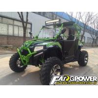 China cheap cvt transmission side by sides used utv buggy for sale Manufactures