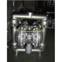 QBY stainless steel diaphragm pump Manufactures