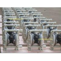 HBY new type engineering plastic air operated diaphragm pump Manufactures