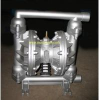 QBY Aluminium alloy air operated diaphragm pump Manufactures