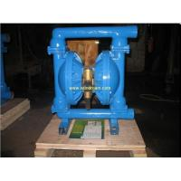 QBY cast iron air operated diaphragm pump Manufactures
