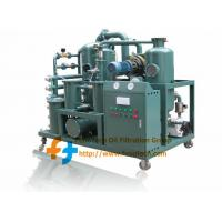 Series ZYD-I Double Stage Vacuum Transformer Oil Regeneration System Manufactures