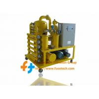 Series ZYD-P Fully-automatic Transformer Oil Filtration Machine(with PLC system) Manufactures