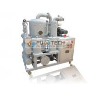Series ZYD Double-stage Vacuum Transformer Oil Filtration Machine Manufactures