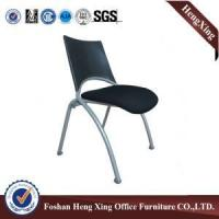 China High Back Stackable PU Backrest Conference Meeting Chair with wheels HX-5CH226 on sale
