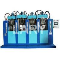 China Double color plastic sole injection molding machine on sale