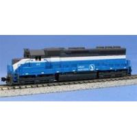 "Buy cheap Model Trains on Sale! KATO N Scale 176-3126 EMD SD45 Great Northern Big Sky Blue"" #419 from wholesalers"