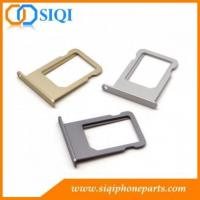 China Repair Parts For Apple iPhone 5S Sim Card Tray Wholesale on sale