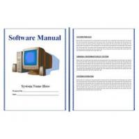 Buy cheap Various Styles Software Manual from wholesalers
