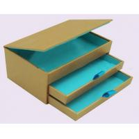 Luxury Carton Rigid Gift Box Cosmetic Packaging Paper Box with Insert Manufactures