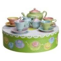 Buy cheap Modern And Elegant Tea Round Gift Box from wholesalers