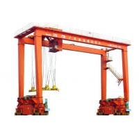 Buy cheap Rubber Tyred Container Gantry Crane from wholesalers