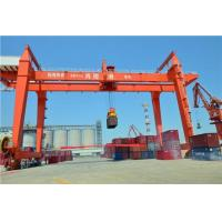 Buy cheap Rail Mounted Container Gantry Crane from wholesalers