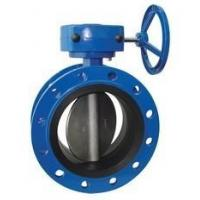 China single flange butterfly valve Flange Butterfly Valve on sale