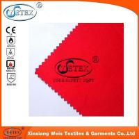 Permanent proban 100% cotton twill fabric with flame retardant material Manufactures