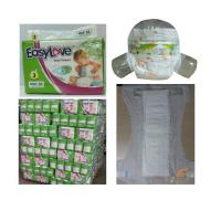 China Baby diaper stock with wholesale price baby diapers manufacturers in China on sale