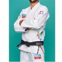 Quality Manto Pura Vida BJJ GI - White for sale