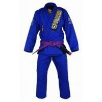 Quality Bull Terrier Mushin V6 BJJ Gi - Blue for sale