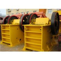 Buy cheap 2013 Jaw Crusher Prices from wholesalers