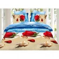 100% Cotton Printed Fabric 100% Cotton Reactive Printed Fabric for Comforter Set Manufactures