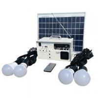 10w off grid photovoltaic solar electric generator Manufactures
