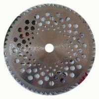 China 255mm 60 Tooth Grass Cutting Saw Blade on sale