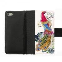 China For Iphone 5 Custom Diary Leather Cover Case for IPhone 5 on sale