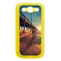 For Samsung Custom Colorful Case for Samsung Galaxy S3 I9300 TPU Manufactures