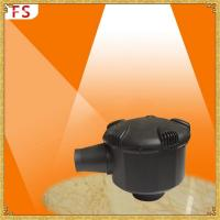China Rubber parts Air Compressor air filter housing filter shell 4520092910 4520092920 on sale