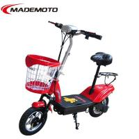 250W 36V brushless motor electric scooter for adults Manufactures