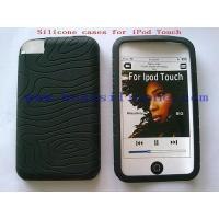 China silicone case for iPod Touch(CASTH-001) on sale