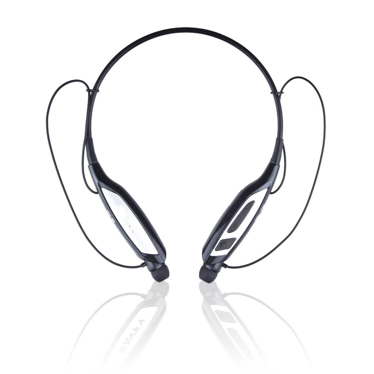 Wireless Stereo Sport Bluetooth 3.0 Headset Neck Earphone For Phone Media Device Manufactures