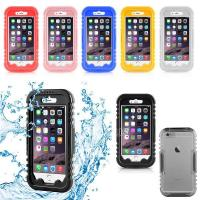Cellphone Accessories Shockproof Waterproof Dirt Proof Case Cover for iPhone 6 4.7 & 5.5 Manufactures